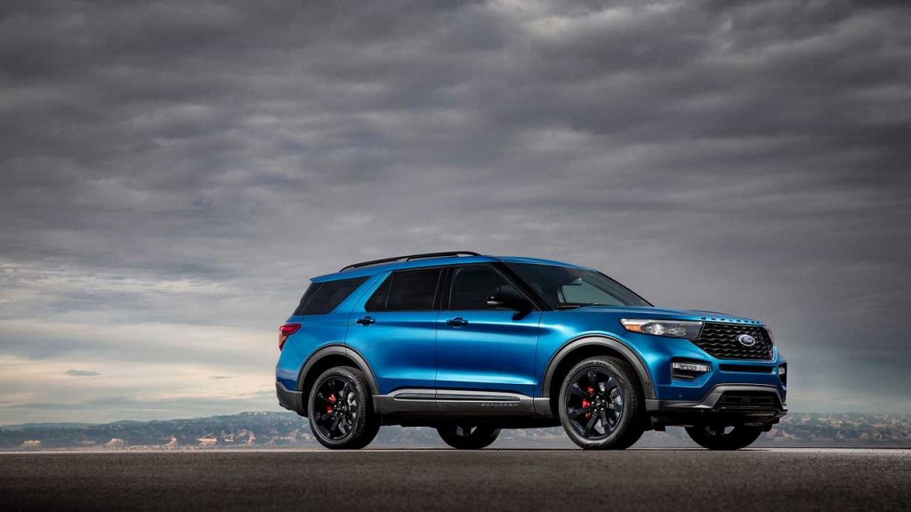 2021 ford explorer interior  best new cars