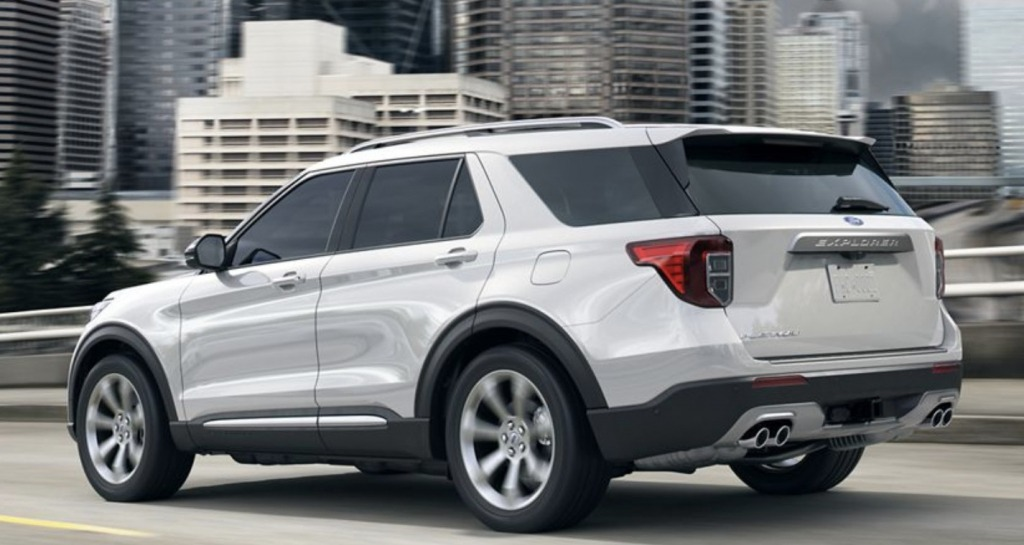 2021 Ford Explorer Specs, Hybrid, Redesign, and Price | Best New Cars
