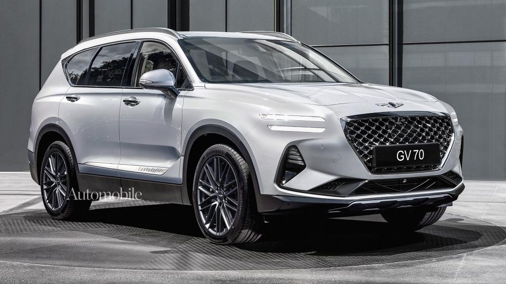 2021 Genesis GV70 Specs | Best New Cars
