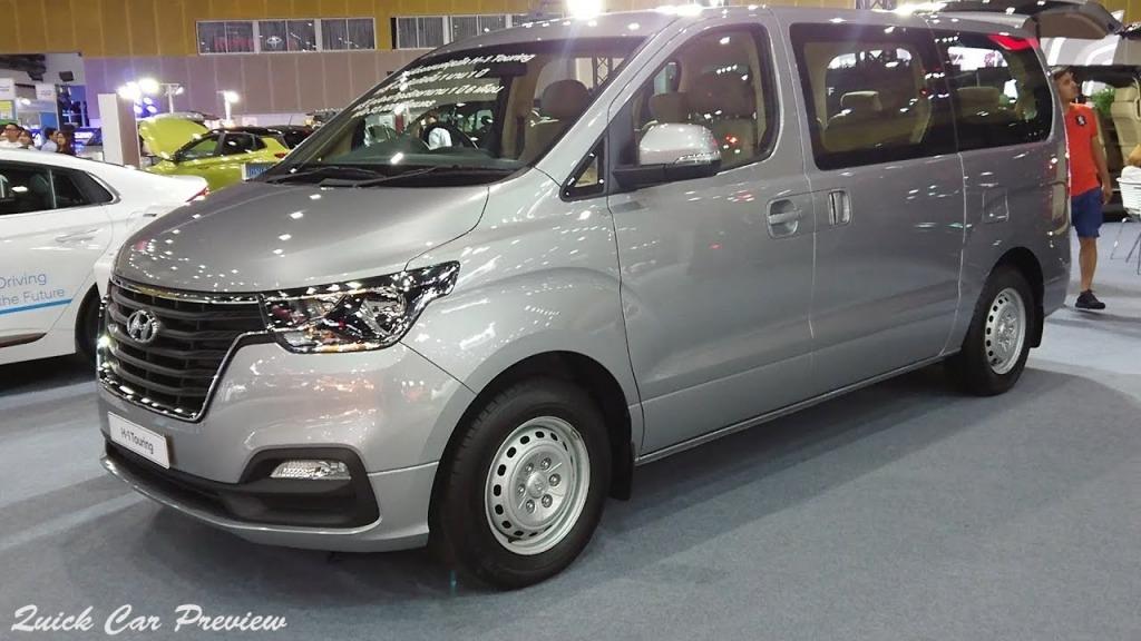 2021 hyundai starex concept  best new cars