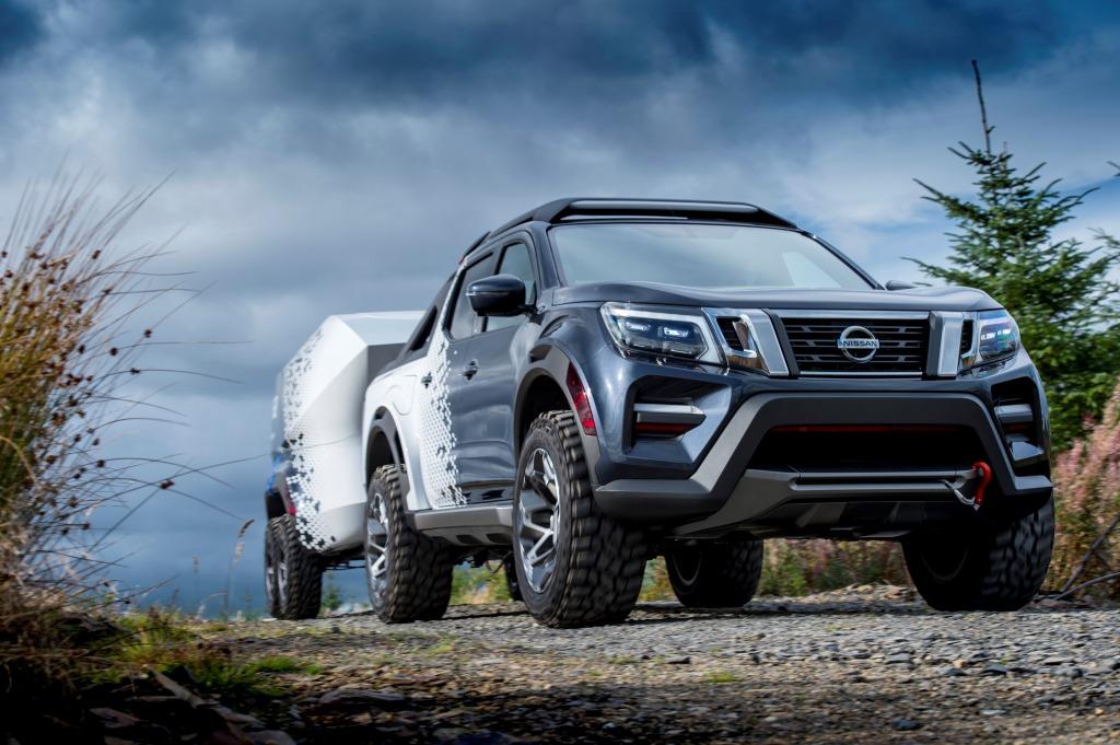 2021 Nissan Frontier Pro 4x Wallpaper | Best New Cars